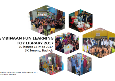 FUN LEARNING TOY LIBRARY 2017