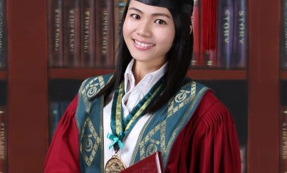 UTM Student Awarded 2015 Undergraduate Achievement Scholarship from Golden Key International