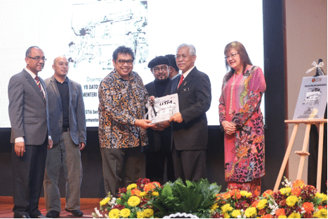 'Corat-Coret UTM' Book Launch
